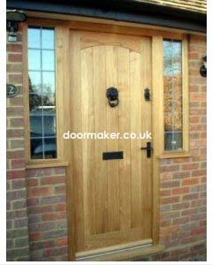 Oak Doors Contemporary Bespoke Stable Cottage Windows Made To Measure