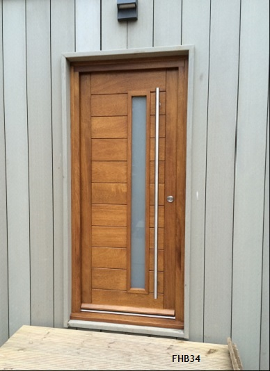 grand designs iroko door