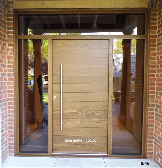 Oak doors by jonathan elwell latest news for Entrance door frame