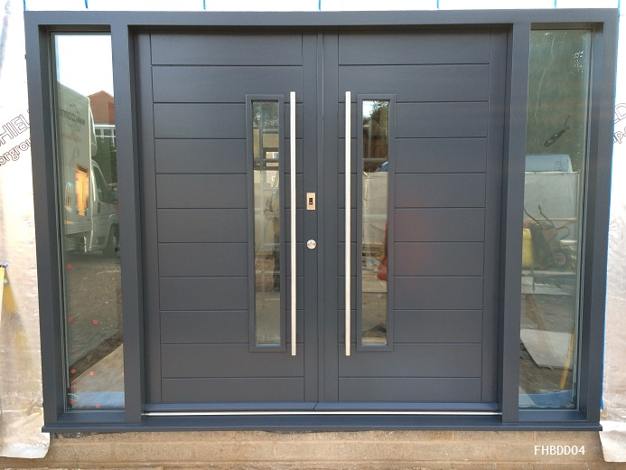 Oak doors by jonathan elwell latest news for New double front doors