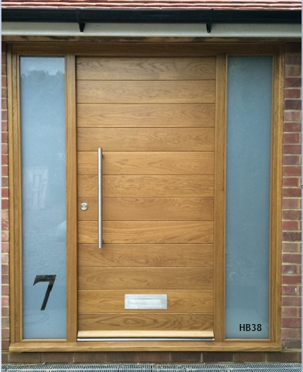 Oak doors by jonathan elwell latest news for Hardwood exterior doors and frames