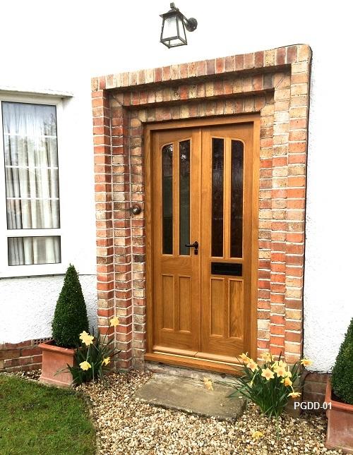 Oak doors by jonathan elwell latest news for European french doors