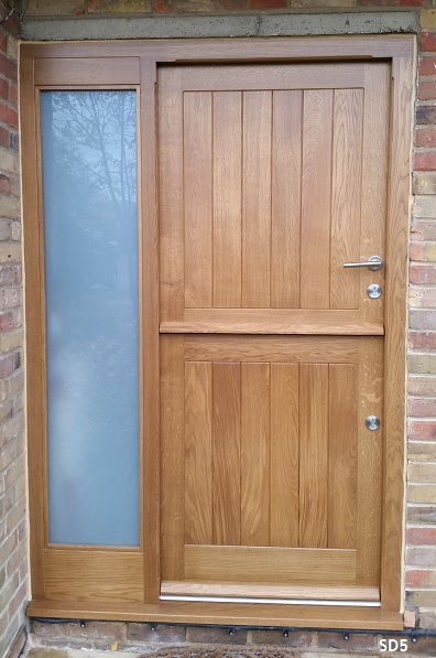 solid wood stable doors