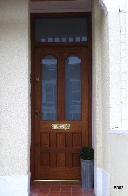 Victorian Georgian Regency Edwardian Doors London
